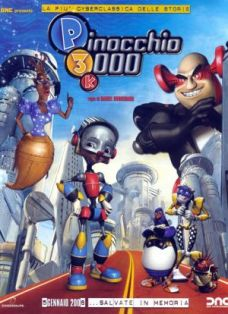Assistir Pinóquio 3000 - Dublado