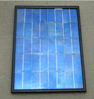 Solar Circuit Daigram