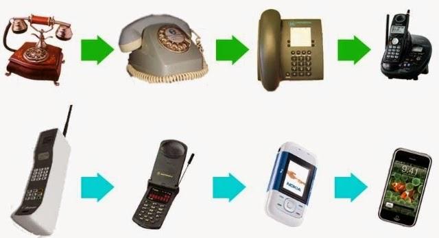 inventos tecnologicos telefono