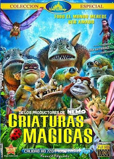 Criaturas Mágicas (Strange Magic)