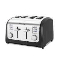 Black and Decker 4 Slice Retro Toaster