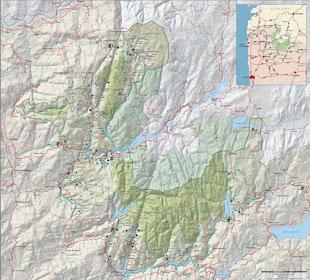 Mapa do PNPG