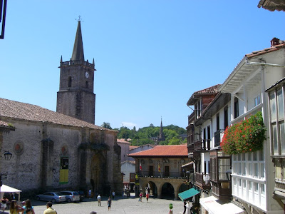 Old town of Comillas