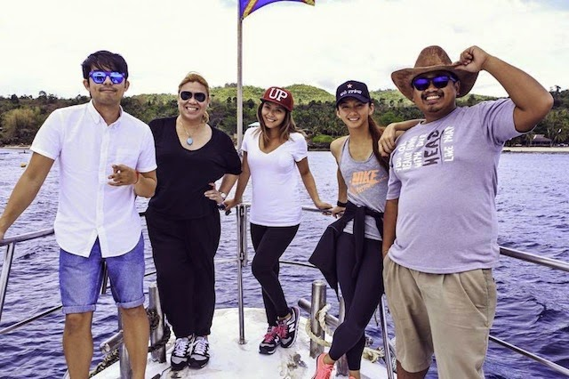 Iya Villania, Champ Lui Pio, Bogart the Explorer, Joyce Pring, and Jude Bacalso are Cebu Pacific's Juan for Fun Backpacker Challenge 2015 Adventure Coaches!