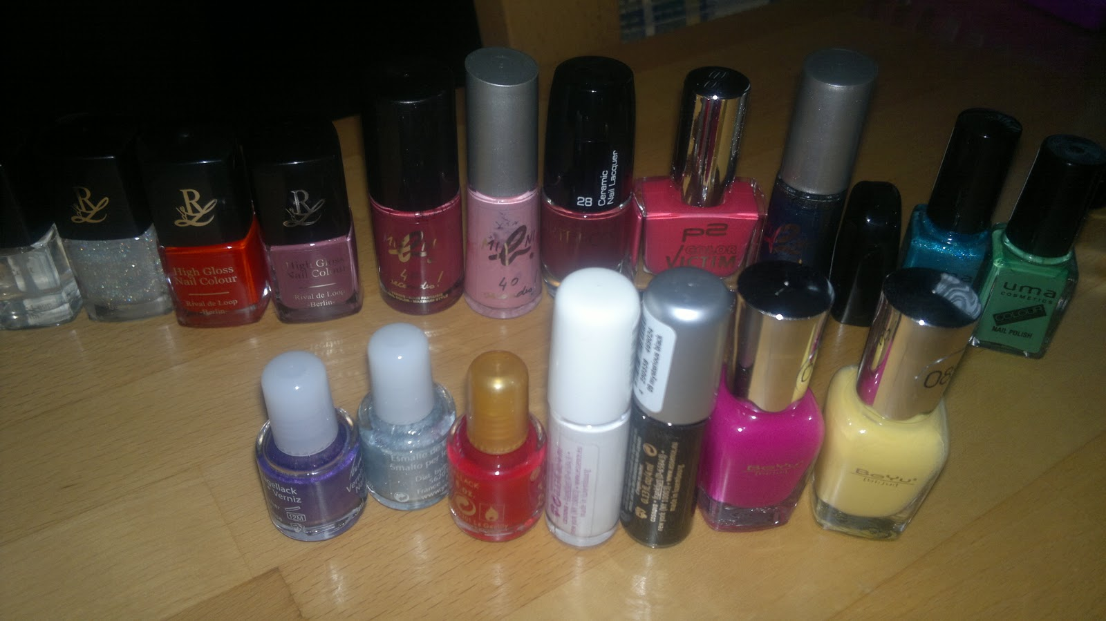 ruby-kosmetik: Januar 2012