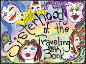 Sisterhood of the Travelling Sketchbook