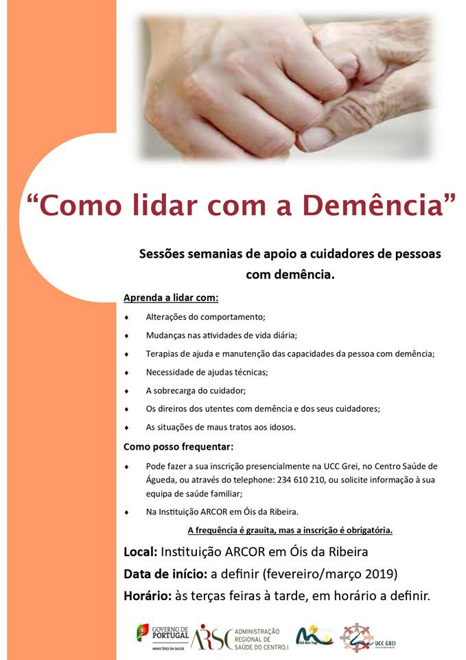 Arcor: «Como lidar com a demência?»