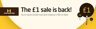 Hoxton sale