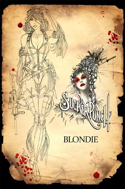 Sucker Punch Blondie por jamietyndall