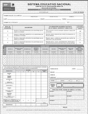 Normas de Control Escolar 2012-2013