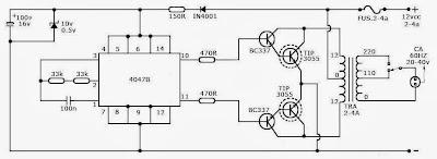 40 Watt Inverter
