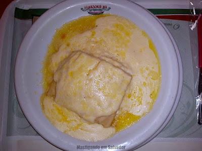 Masseria Artigianale: Lasanha Quatro Queijos