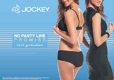 Jockey Shapewear No Pantyline Promise