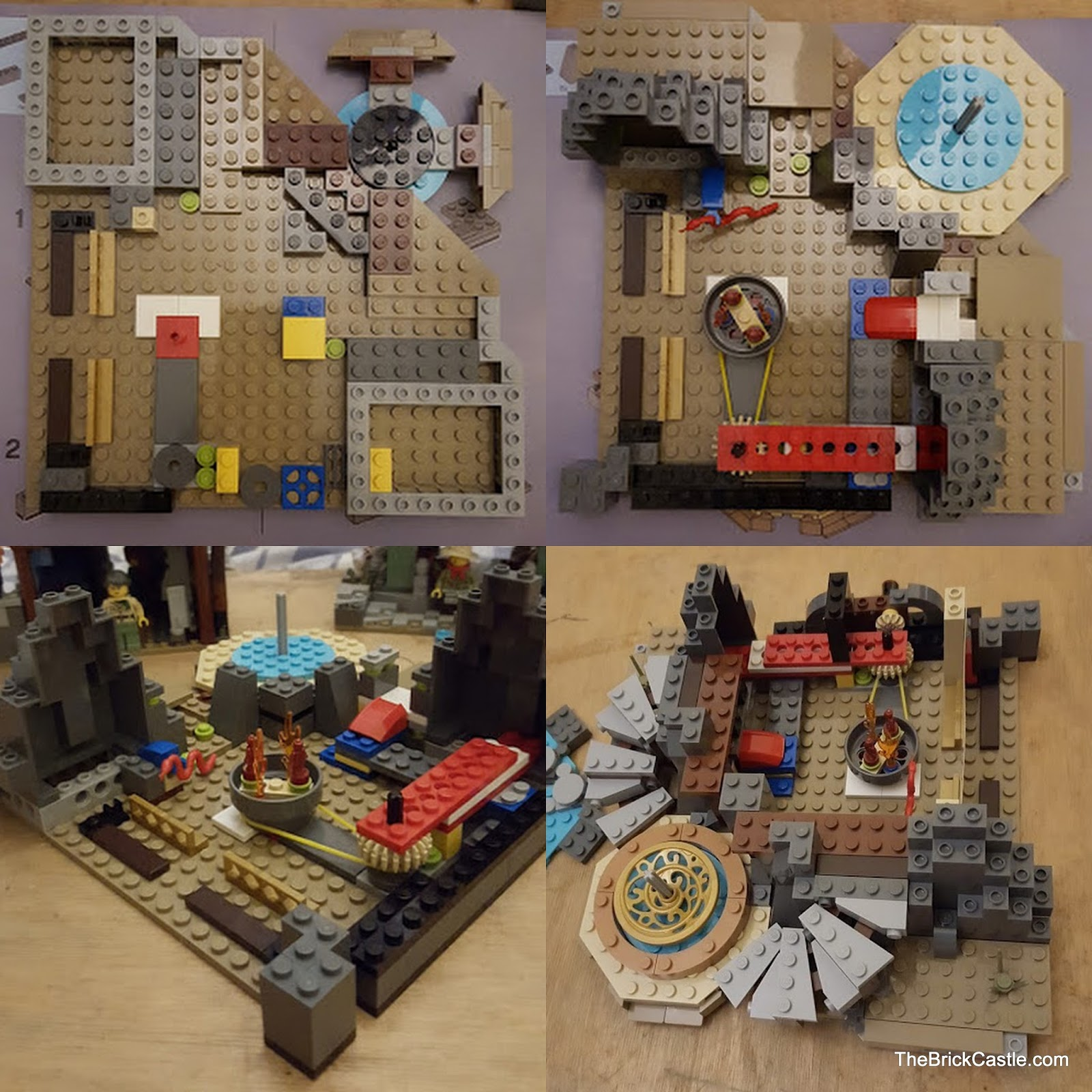 lego ninjago ultimate ninja training manual