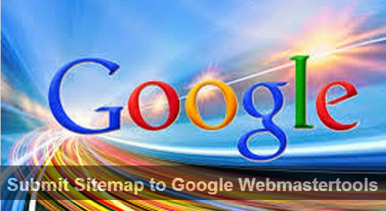 submit sitemap to google webmastertools