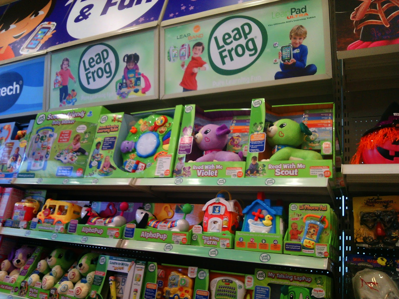 homeschooling is cool Toys R Us at Robinson s Place Antipolo