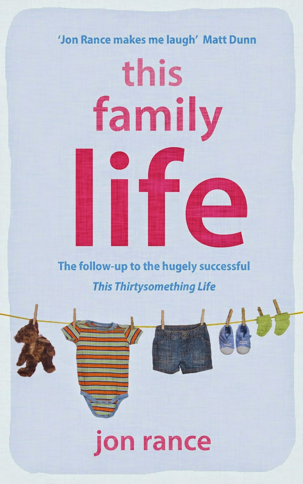 Buy 'This Family Life'