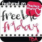 TBA Friday Freebies