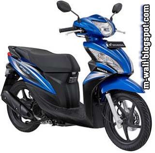 Honda Spacy - Harga dan Spesifikasi