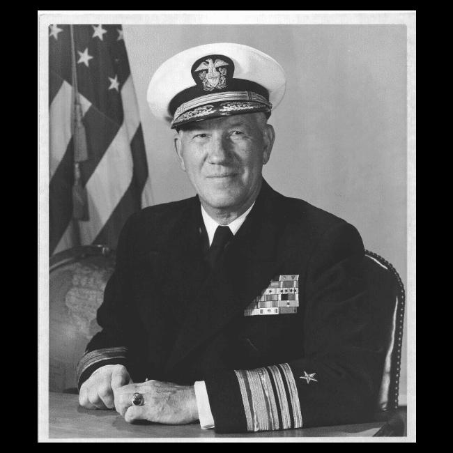 Vice Admiral Roy Alexander Gano