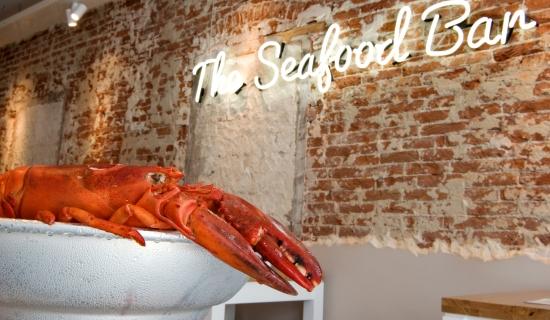 Me me linkfood amsterdam for Seafood bar van baerlestraat amsterdam