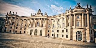 trường bằng đại học Humboldt University Berlin