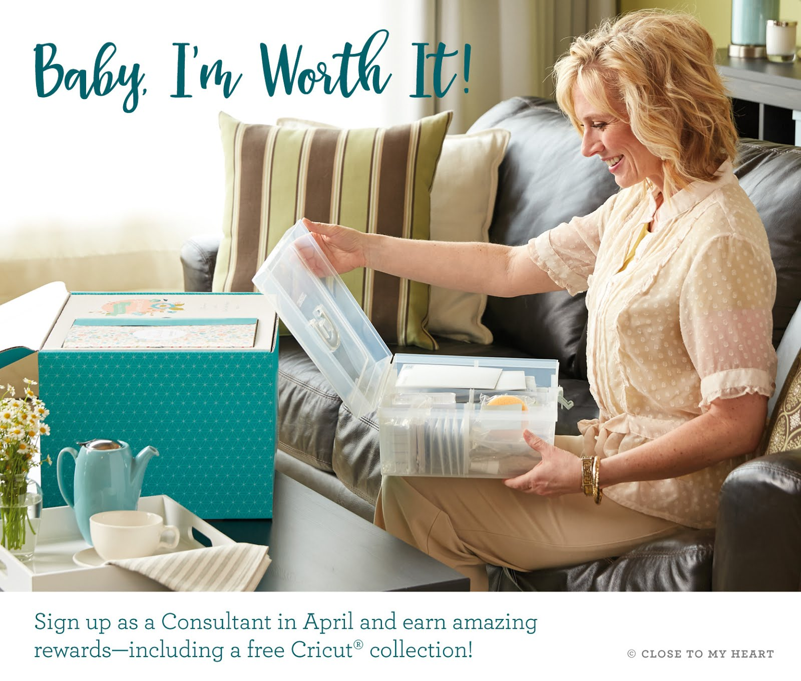 Join my CTMH Team!