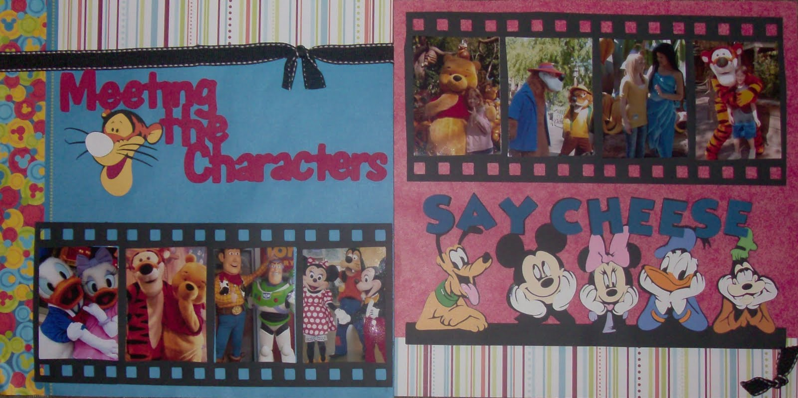 How to scrapbook disney - 216 Best Images About Cricut Mickey Friends Los On Pinterest Mini Books Chip And Dale And Mini Albums