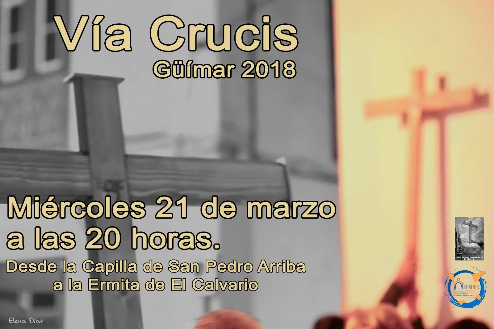Vía Crucis Güímar 2018