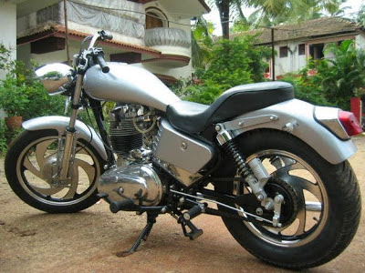 modified royal enfield bullet pictures photos images