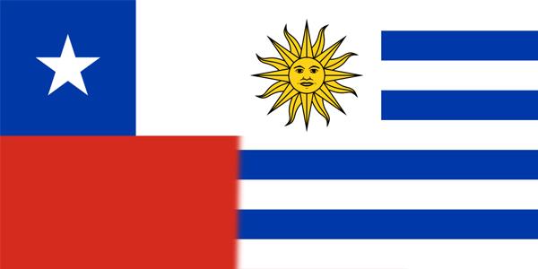 Chile vs Uruguay Copa América 2015