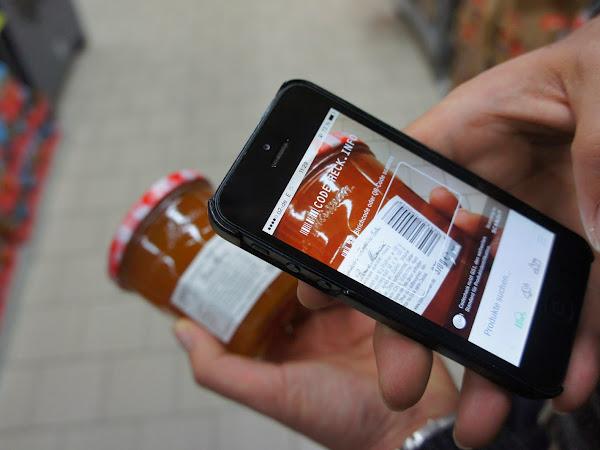Codecheck App erleichtert gluten- & laktosefreies Einkaufen