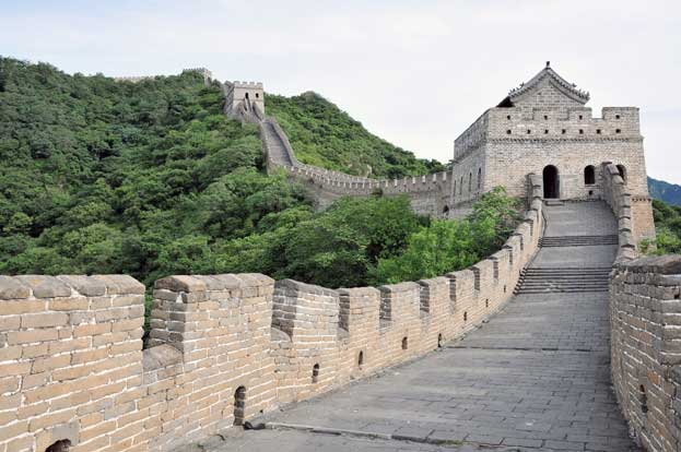 Mountain Wonder Great Wall of China