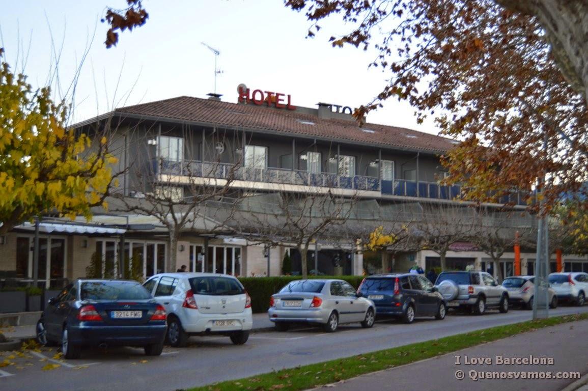 Hoteles Banyoles