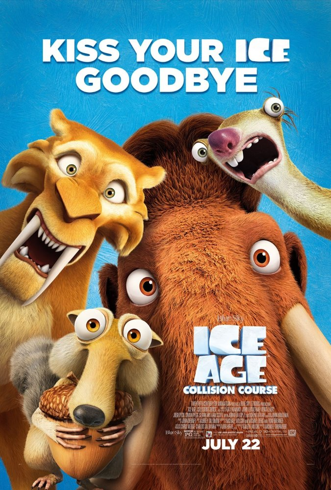 Nonton Film Ice Age: Collision Course  ( 2016 )