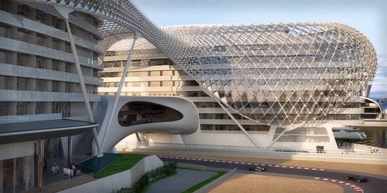 Espacio arquitectura dise o parametrico geometria avanzada for Arquitectura parametrica