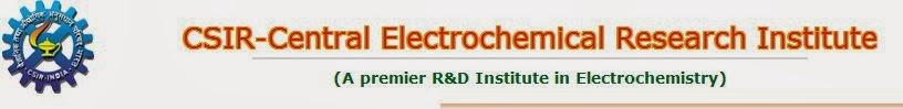 CECRI (Central Electro Chemical Research Institute)