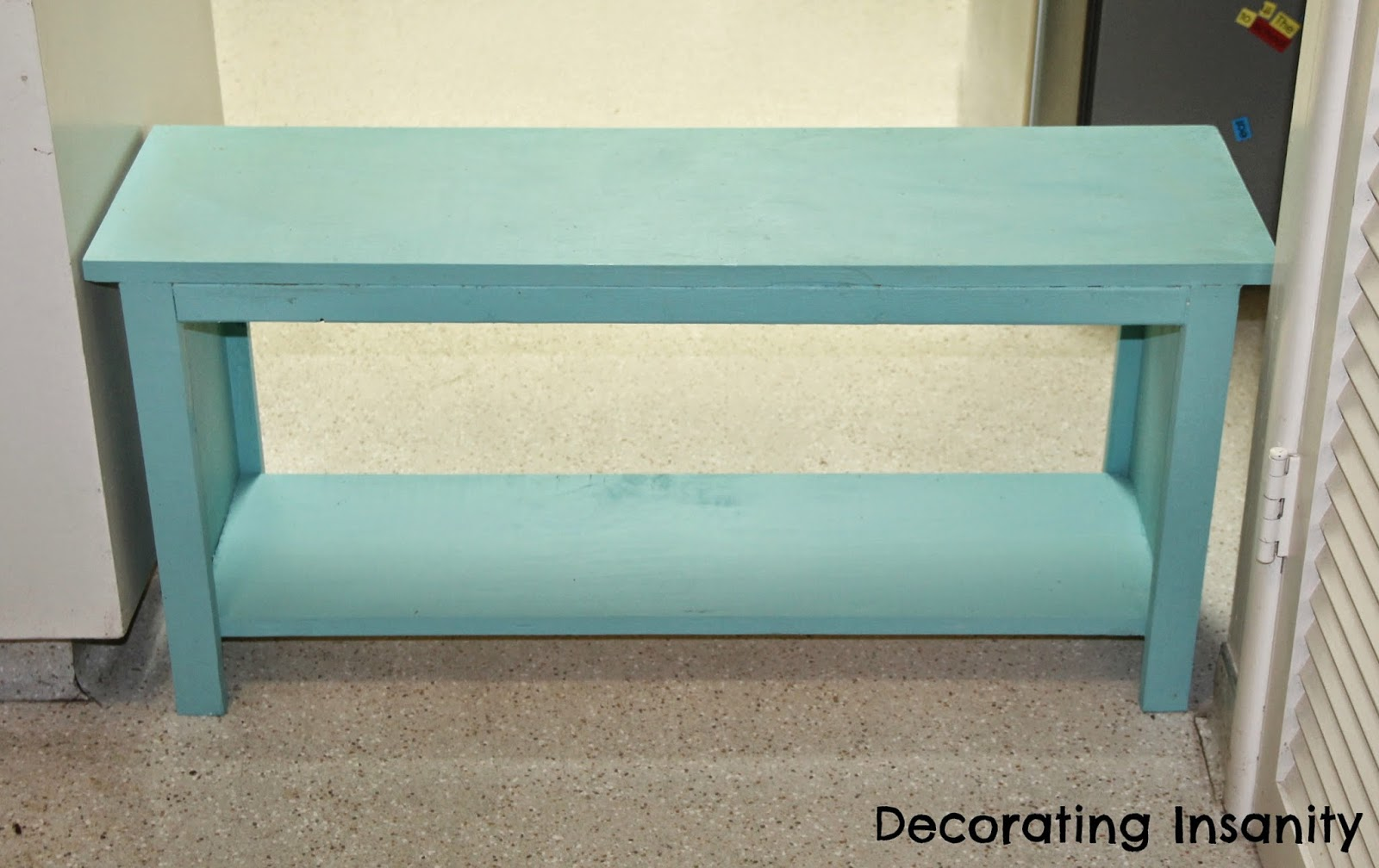 ana white super simple bench
