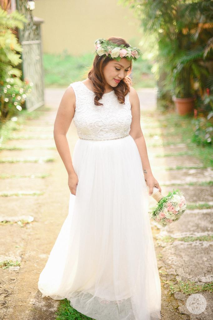 My simple intimate happy and practical wedding story for Wedding dress shops in ohio
