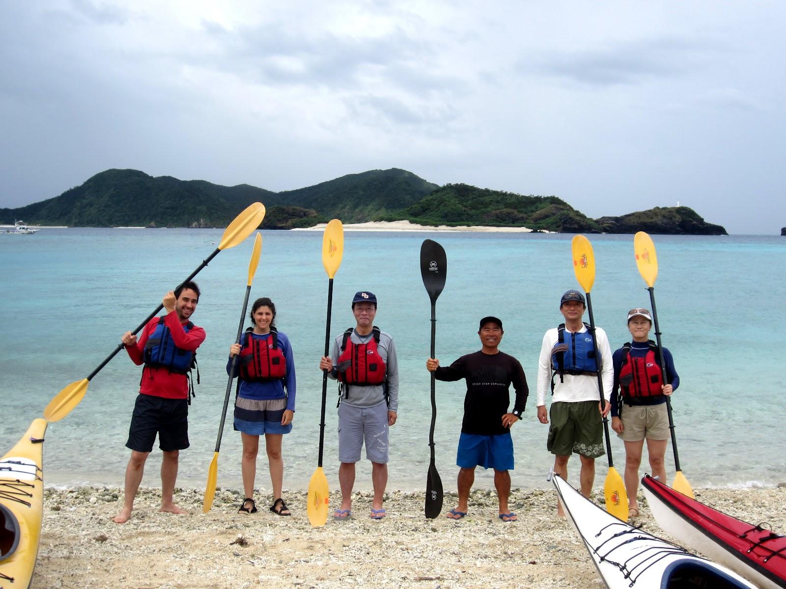 【カヤック&SUPで気分漕快♪】 沖縄・慶良間諸島/座間味島