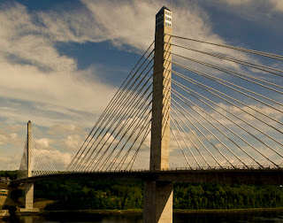 Penobscot Narrows Bridge, Maine