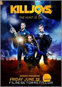 Killjoys 1 Temporada Torrent HDTV