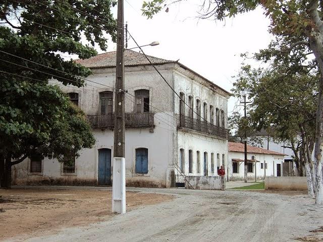 CASA GRANDE DA USINA SÃO FRANCISCO