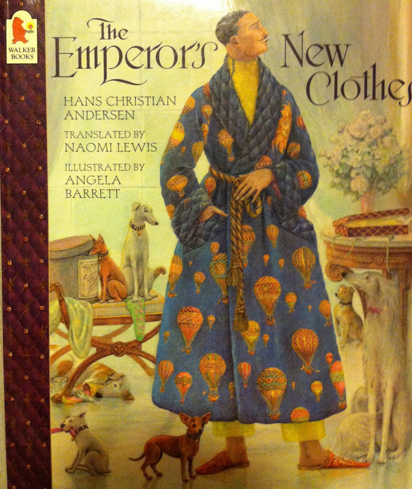 Too Many Picturebooks The Emperors New Clothes Emperor