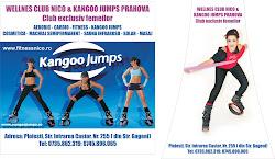 Wellness Club Nico-Kangoo Jumps Ploiesti