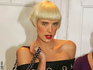 Agyness Deyn Hairstyles - Short hairstyle ideas for girls