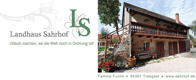 Landhaus Sahrhof
