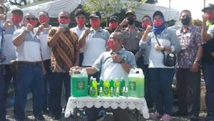 Pemerintah Desa Ciapus Resmikan Bumdes Ciapus Cipta Mandiri