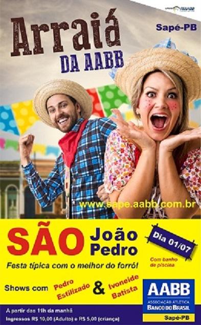 SÃO JOÃO PEDRO - 2018