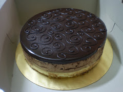 COKLAT CHEESE MOUSSE CAKE ( ccmc )